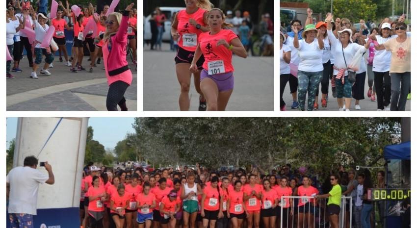 Carrera de la Mujer: Clasificaciones por categorías