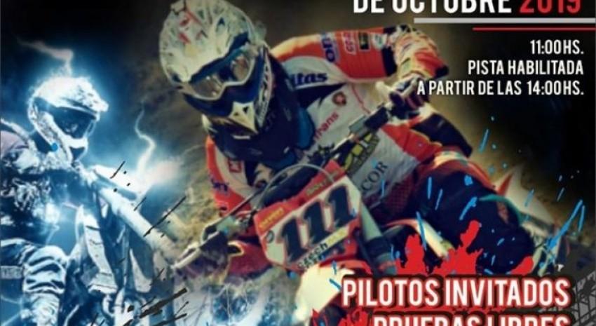 Este sábado se reabre El Rebelde Motocross con pilotos invitados y exhibición
