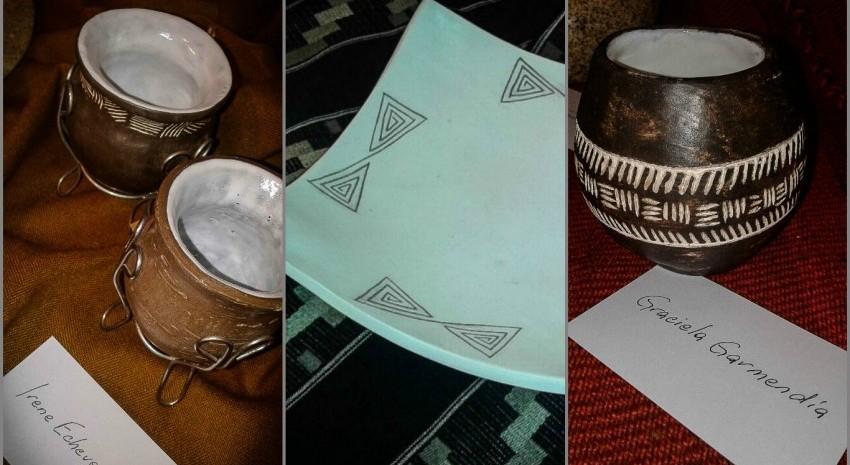 muestra ceramica