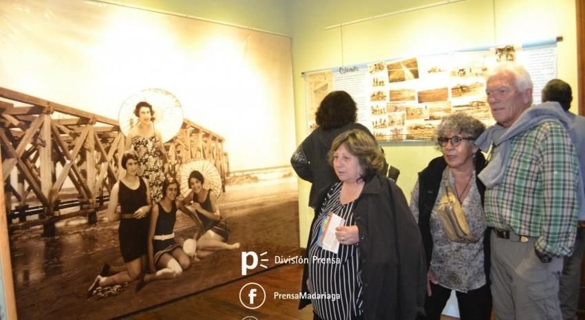 Excelente convocatoria tuvo la muestra y charla en el Museo Histórico