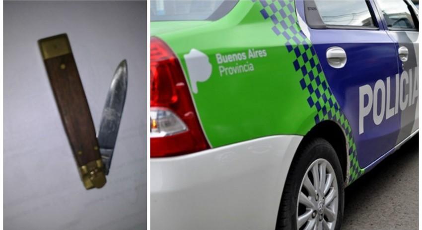 navaja policia