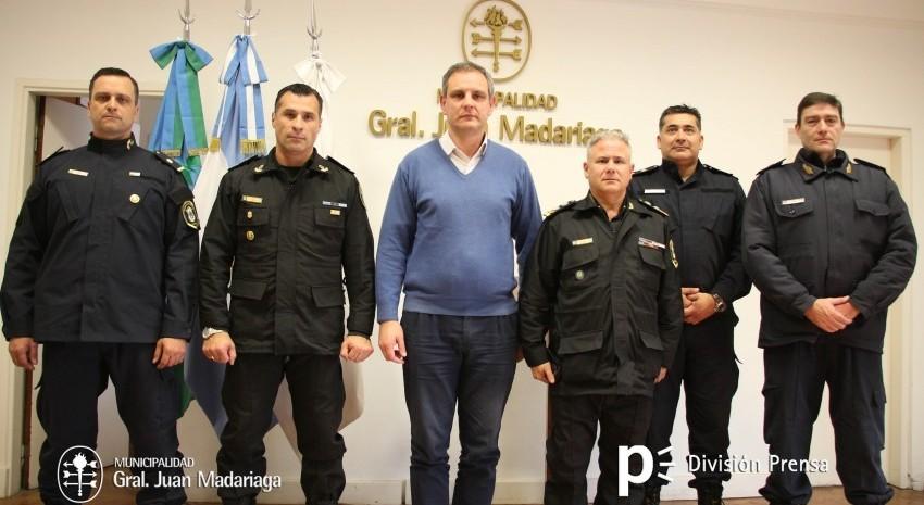 nuevas autoridades de la policia