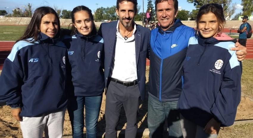 Delegación de Madariaga participó del lanzamiento de los Juegos Bonaerenses 2018