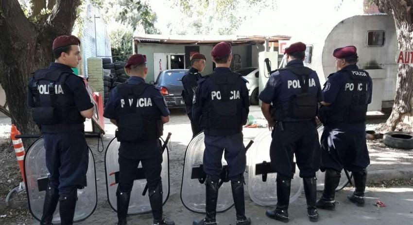 Policia Bonaerense drogas