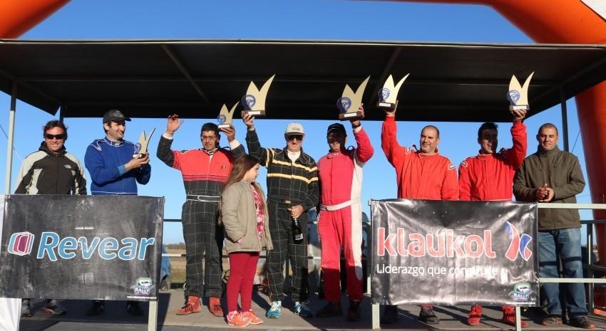 Rally Pagos del Tuyú – Devoto se quedó con el clásico madariaguense
