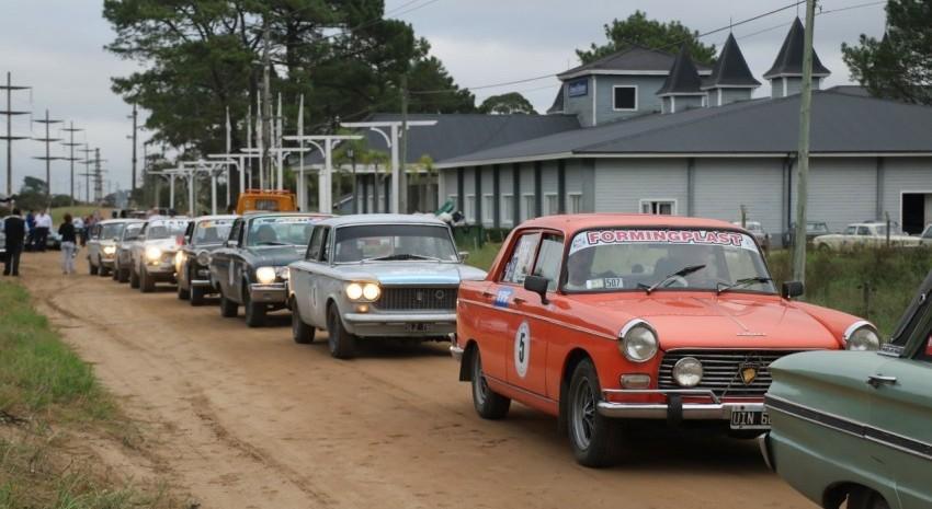 Los autos de la edición histórica del