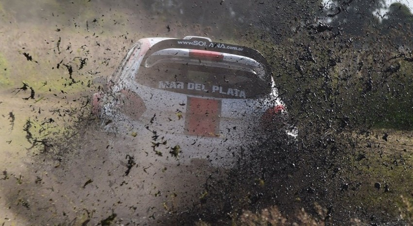 Rally Pagos del Tuyú: Comienzan las pruebas especiales