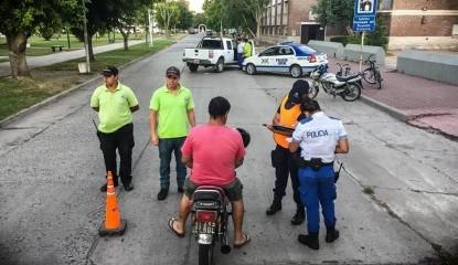 Récord de secuestros de motos en enero