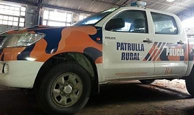 Relevaron a policías del Comando de Patrulla Rural