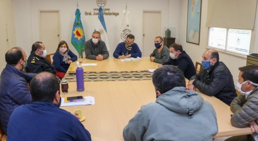 reunion comite de crisis