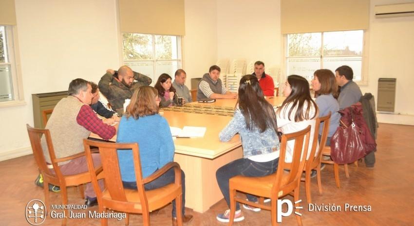 Estudiantina 2016: estudiantes y secretarios se reunieron para coordinar su organizaci�n