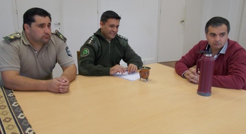 reunion de seguridad