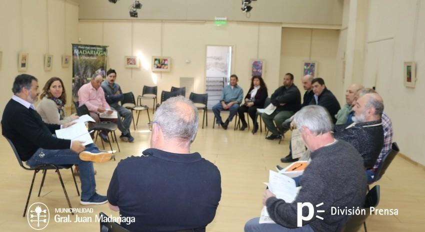 Se realizó la reunión informativa sobre el concurso de asadores