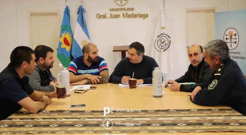 Iniciaron las reuniones para coordinar lo que será la estudiantina 2018