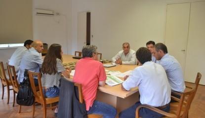 Reunión informativa sobre proyectos para nuevos barrios privados