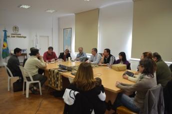Reunión regional