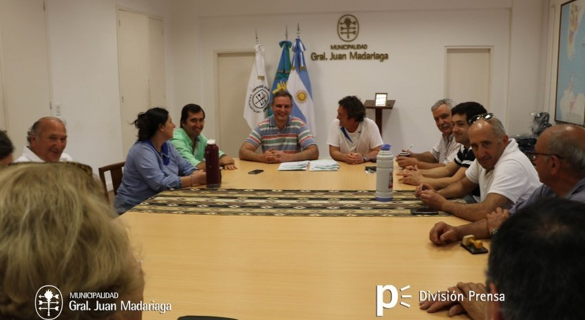 El municipio nuevamente otorgó ayuda económica a clubes deportivos de la ciudad