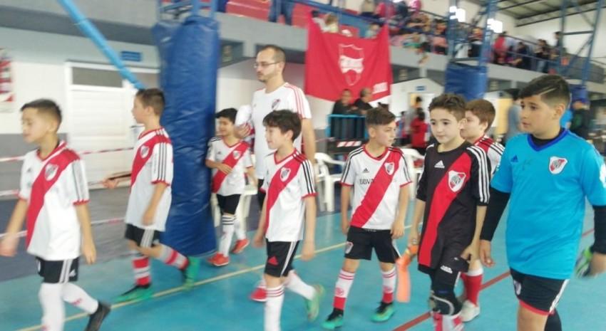 Se disputan este domingo las finales del torneo de futsal BAFI Madariaga