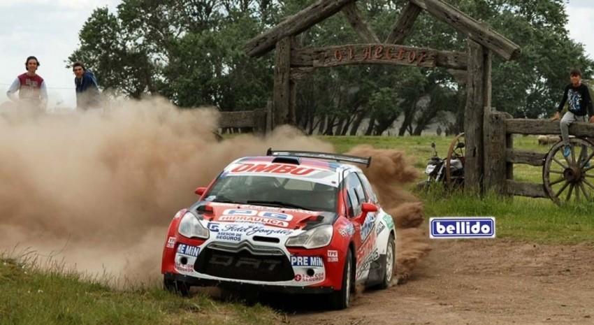 Rally: Robbiani se quedó con el Pagos del Tuyú y el campeonato se definirá en Ayacucho