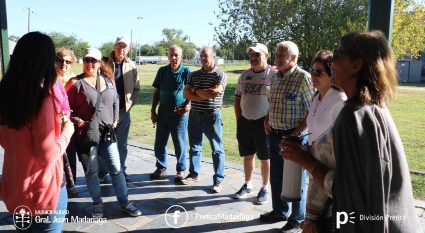 Rotarios norteamericanos conocieron los atractivos de Madariaga
