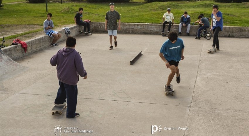 Nueva clase de Skate en el Sakatepark