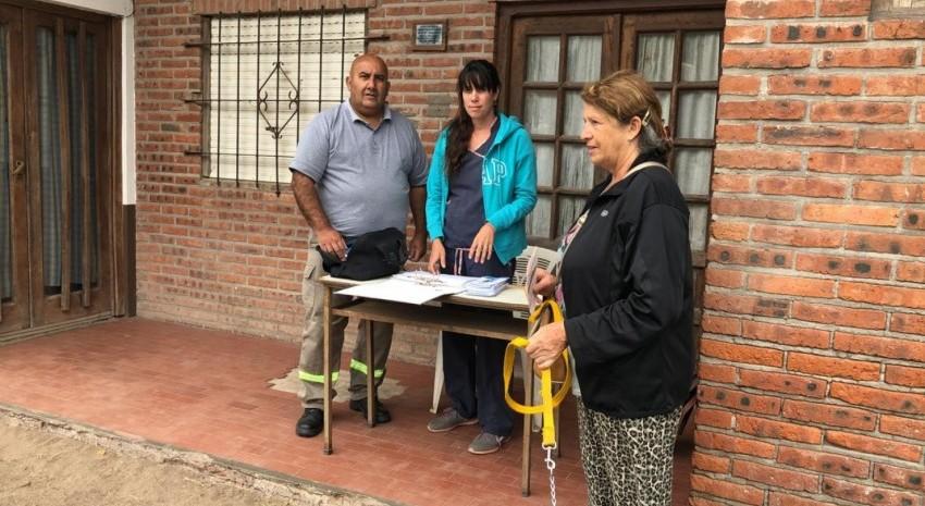 Sociedad de Fomento del barrio Belgrano