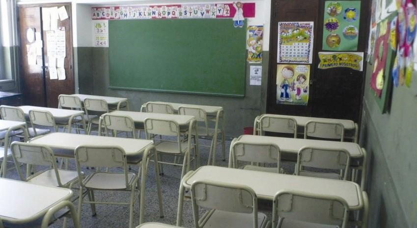 Suspenden las clases
