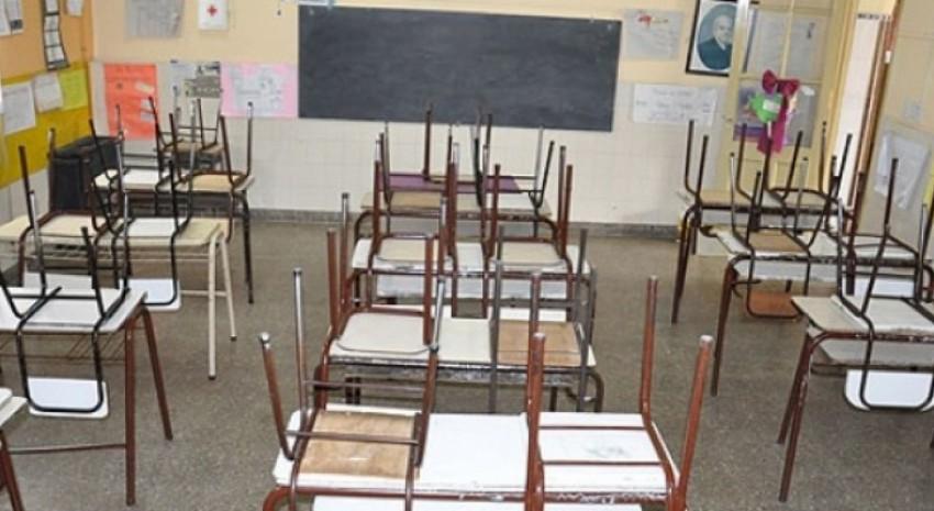 suspension de clases