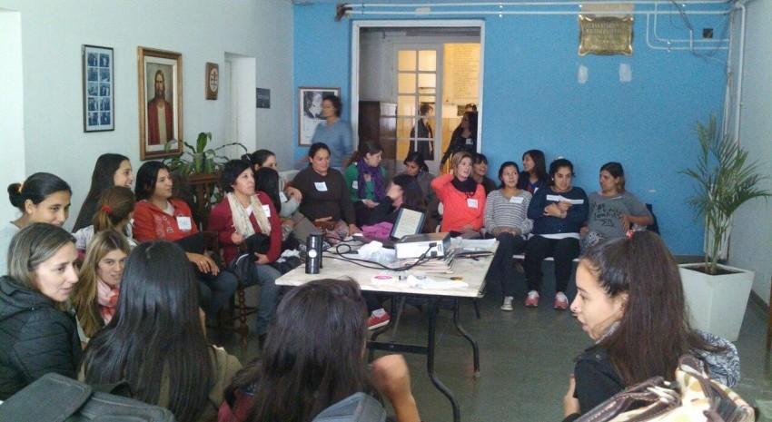 Hoy se realizará el taller de embarazadas en el CAPS del barrio Belgrano