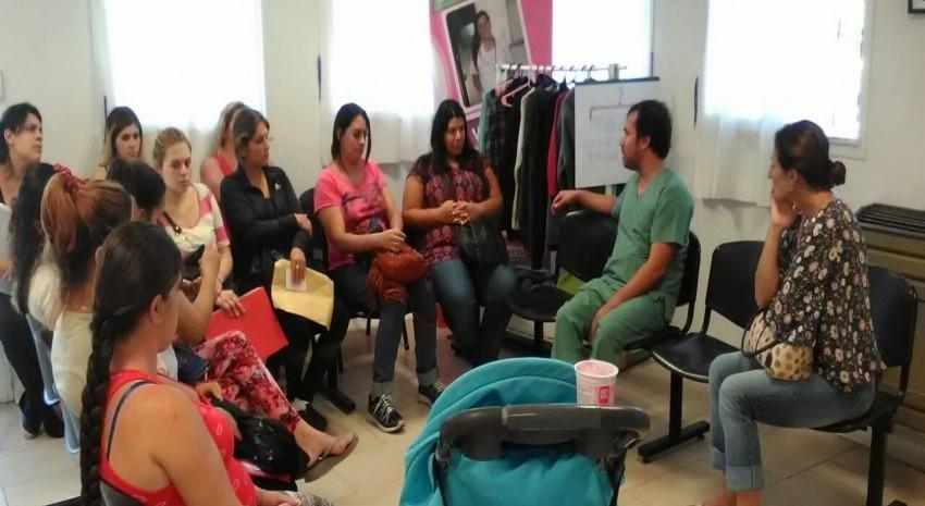 taller de embarazadas