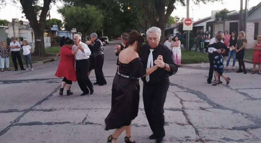 tango en madariaga