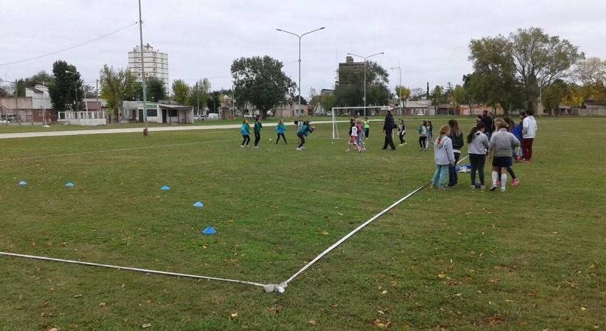 Encuentro municipal de handball