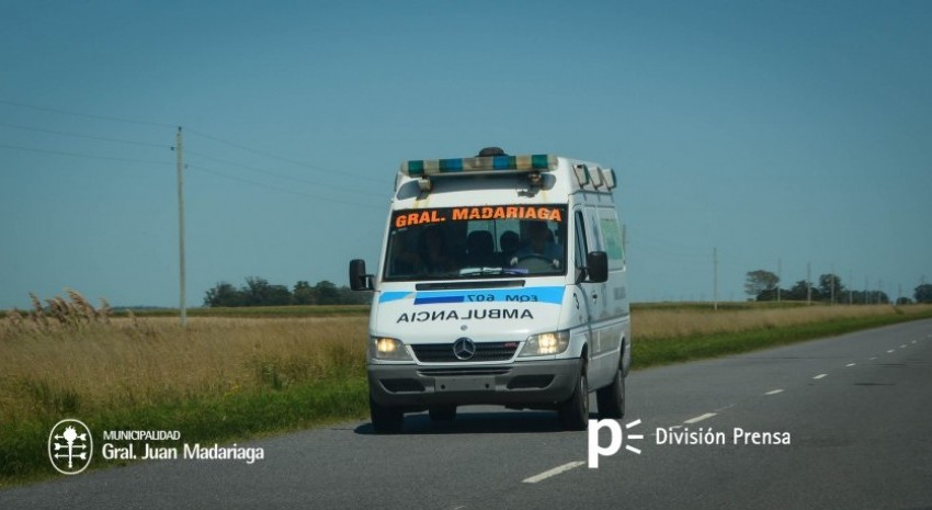 ambulancia madariaga