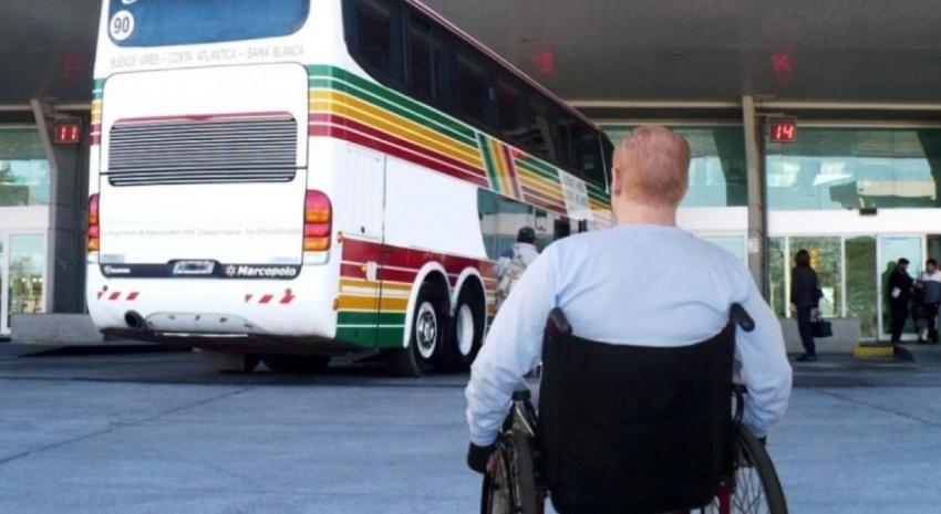 trasnporte por discapacidad