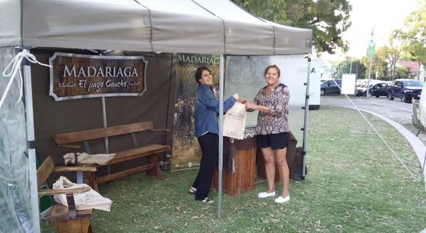 Turismo difundió las actividades de Madariaga en Pinamar