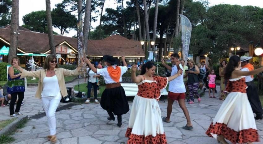 Promocionaron las actividades de Madariaga en Cariló