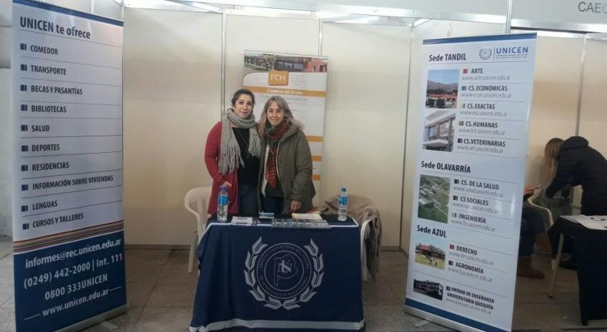 Expo-educativa 2017: La UNICEN por primera vez en Madariaga