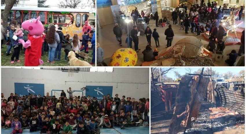 Más de 4000 personas disfrutaron de las actividades de la segunda semana