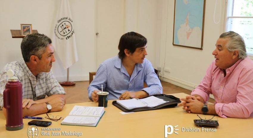 visita subsecretario pallotti