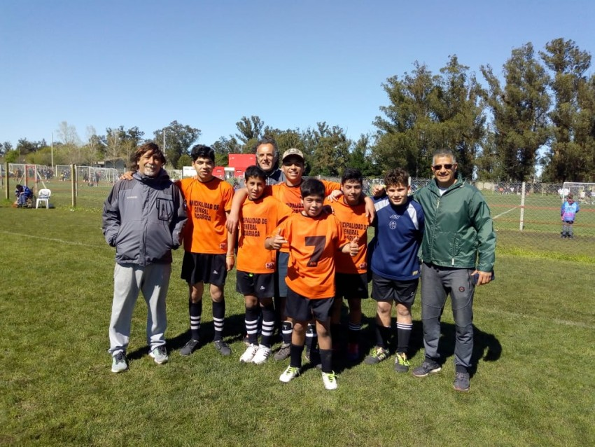 Los representantes locales de Ajedrez femenino y futbol especial volvieron a ganar