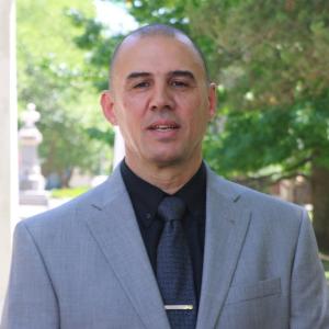 Secretario de Salud Dr. Amadeo Echeverría