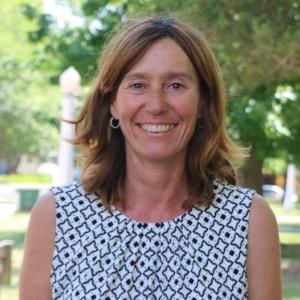 Directora de Medio Ambiente Anabella Fernandez