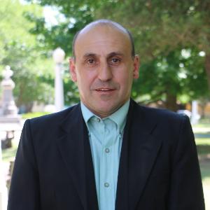 Secretario de Seguridad Daniel Amadeo Pereyra