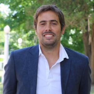 Director de Asuntos Legales Hernán Ferraro