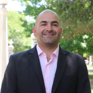 Director de Juventud Luciano Balbín
