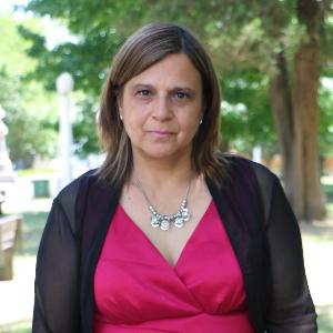 Secretaria de Gobierno Mara Simiele