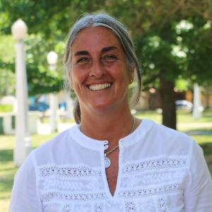 María Fabiana Vela Directora de Planificacion Social