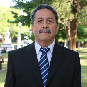 Secretario de Servicios públicos Omar Mansilla